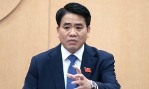 Chủ tịch Hà Nội: Thành phố sẵn sàng 24/24 ứng phó dịch