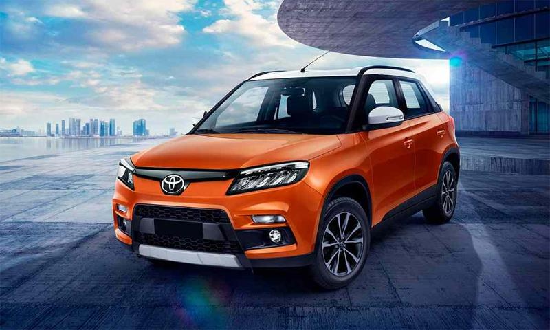 Thiết kế hình dung về Toyota Urban Cruiser. Ảnh: ICN