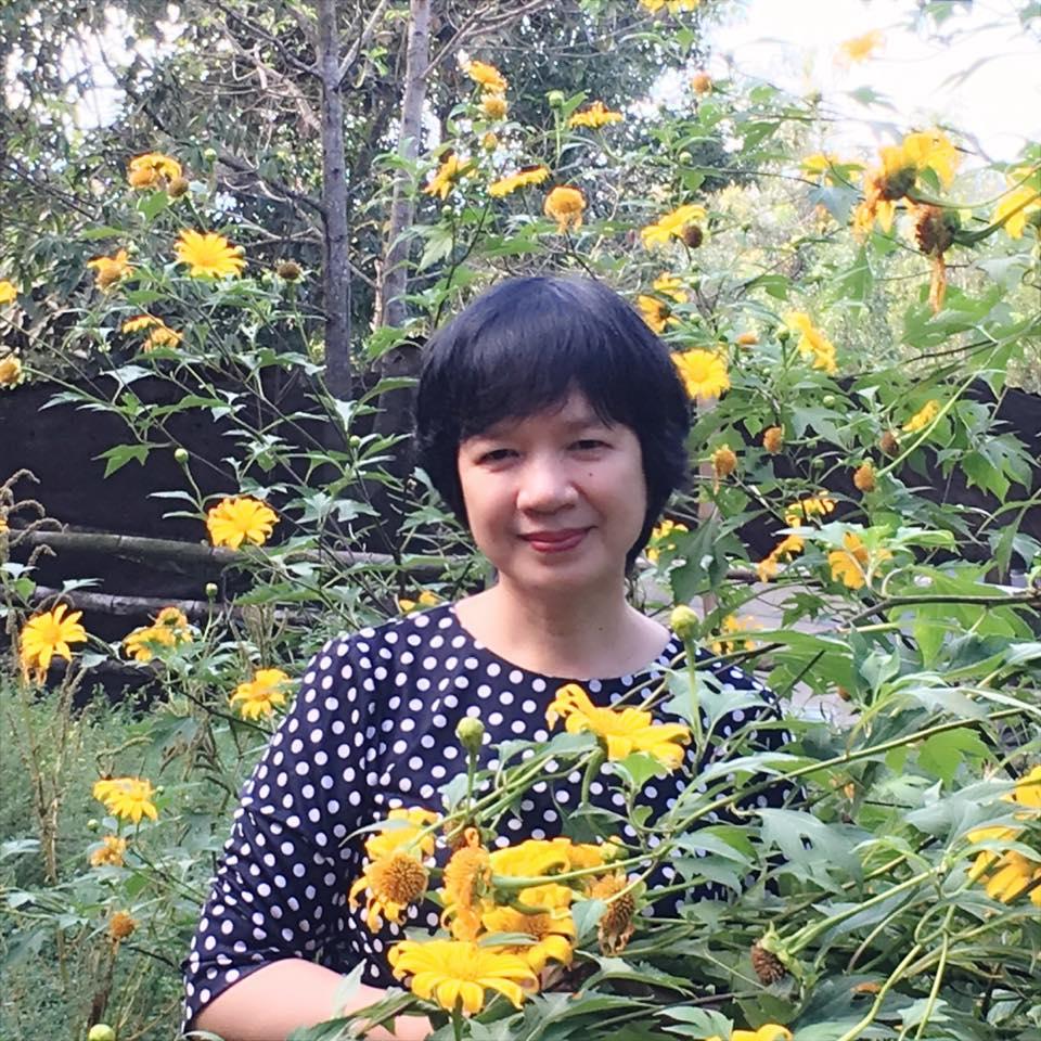 Tiến sĩ Trịnh Thu Tuyết, giáo viên Ngữ Văn tại Hệ thống Giáo dục HOCMAI