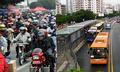 Lộ trình cấm xe máy dài hơi nhìn từ Quảng Châu