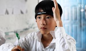 Thử nghiệm AI trong lớp học Trung Quốc