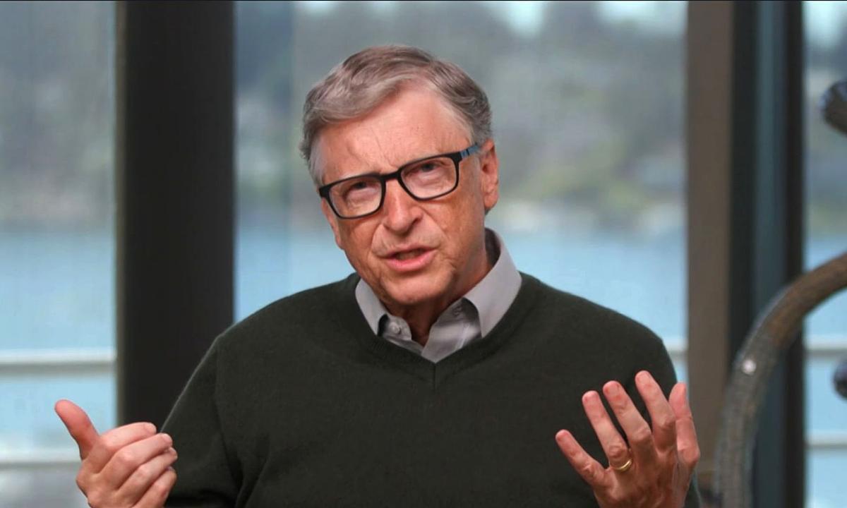 Bill Gates chỉ trích các xét nghiệm mà Mỹ đang thực hiện là lãng phí khi trả lời phỏng vấn đài CNBC hôm 28/7. Ảnh: CNBC
