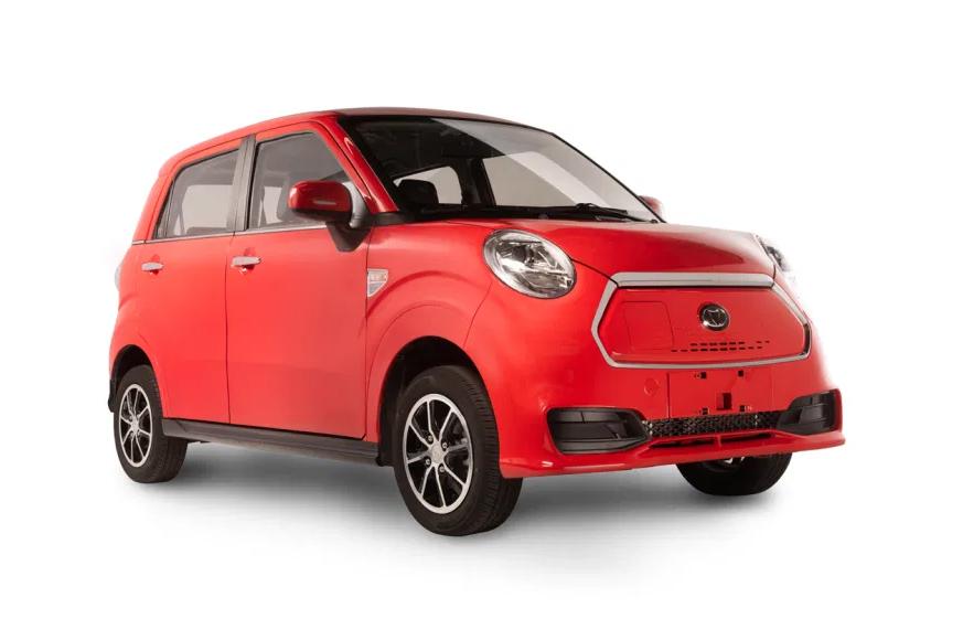 K27 - xe điện cỡ nhỏ giá chỉ 13.000 USD tại Mỹ. Ảnh: Kandi