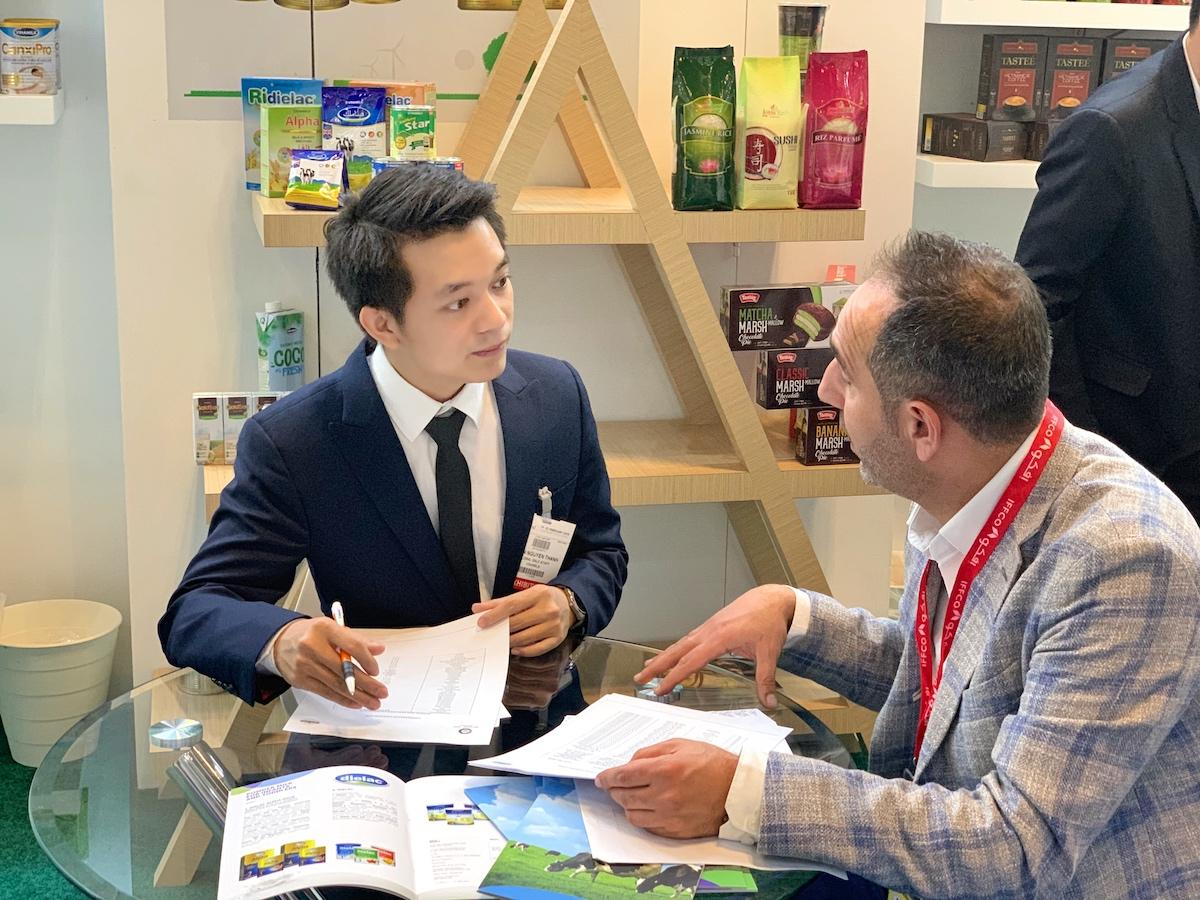 Anh Nguyễn Thanh Tuấn, nhân sự trưởng thành từ chương trình MT, hiện đảm nhiệm vị trí Trưởng bộ phận kinh doanh xuất khẩu (quản lý thị trường Trung Đông) tại Vinamilk.