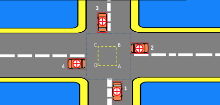Luật nhường đường xe bên phải chưa thực sự hợp lý - 1