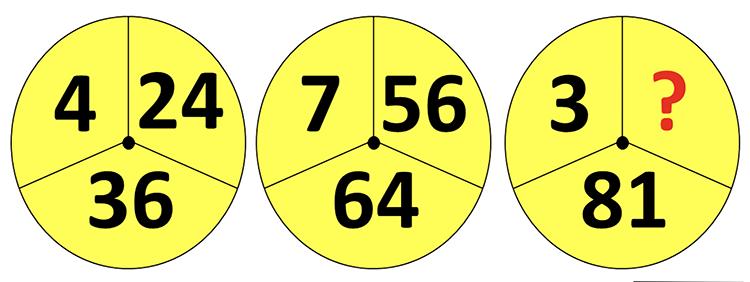 Năm bài toán thử thách suy luận