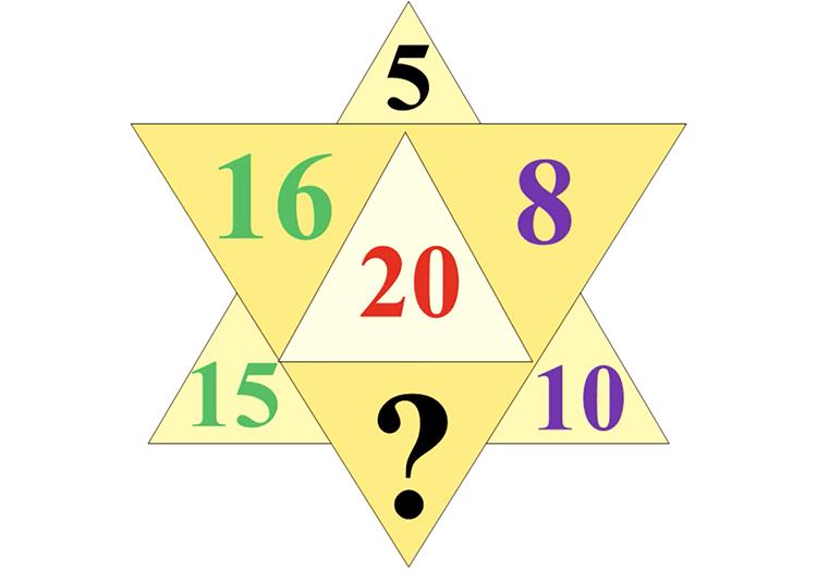 Năm bài toán thử thách suy luận - 6