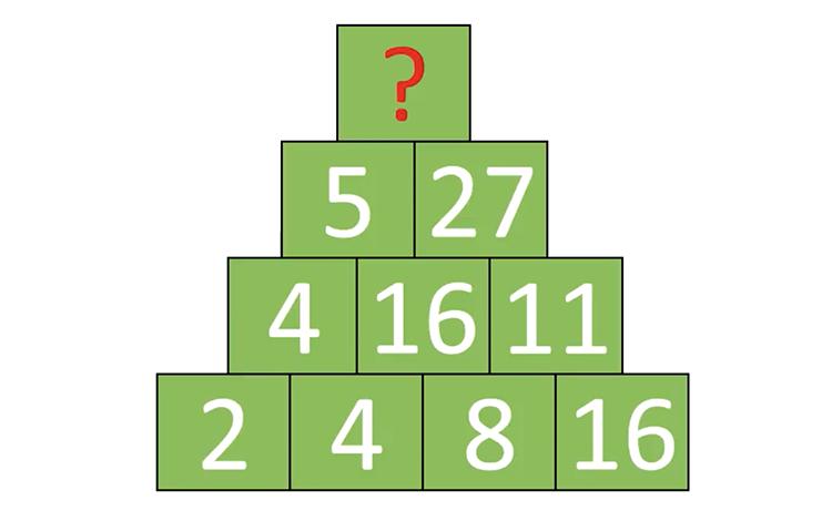 Năm bài toán thử thách suy luận - 8
