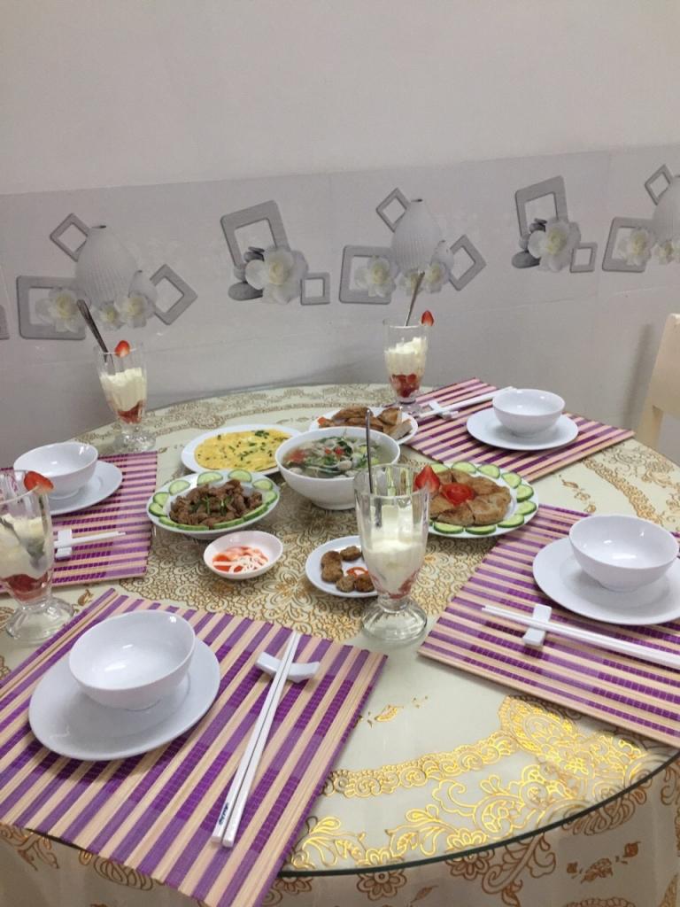Những bữa cơm gia đình ấm áp - 6