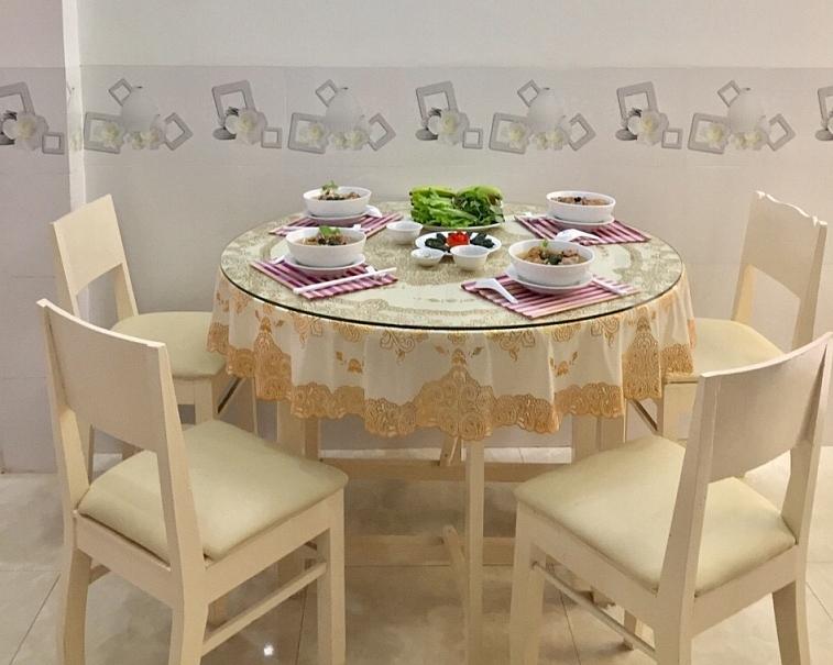 Những bữa cơm gia đình ấm áp - 8