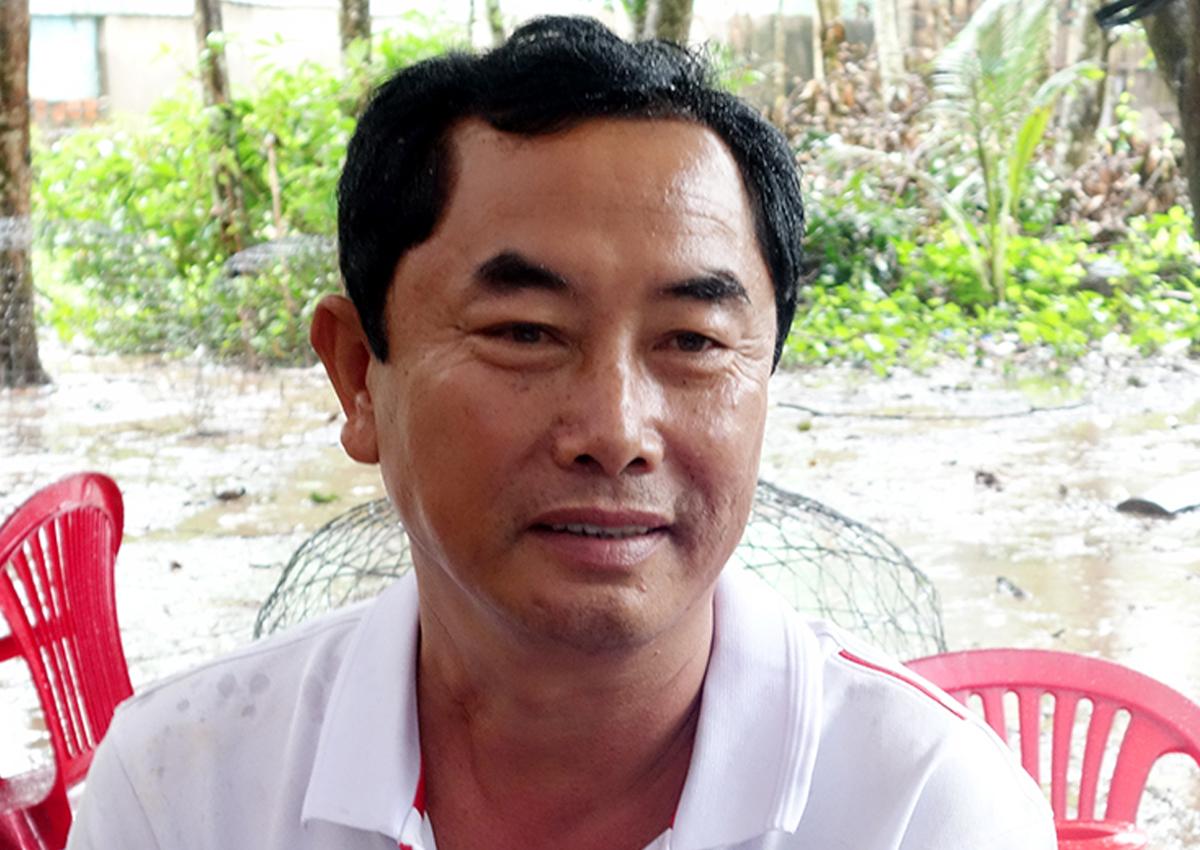 Nguyễn Ngọc Thuận - nghi can cầm đầu sòng bạc, bị bắt ngày 2/8. Ảnh: Ảnh: An Phú.