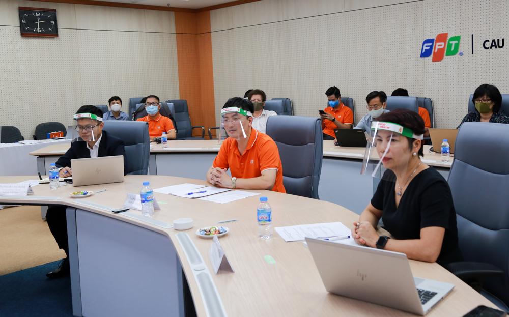 Các đại biểu tham dự hội nghị. Ảnh: Cao Tuấn