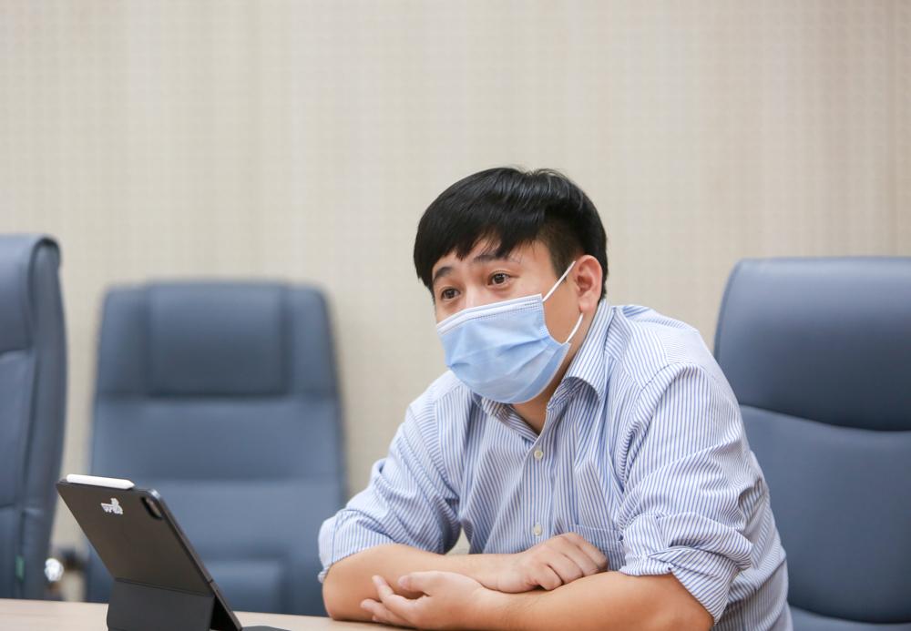 Ông Lê Hồng Việt, Giám đốc Công nghệ Tập đoàn FPT.