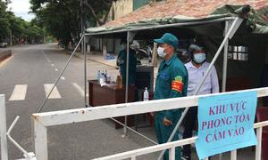 Đà Nẵng phong tỏa thôn gần 2.000 người