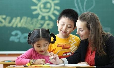 Học sinh Việt kém tiếng Anh vì thầy cô phát âm sai - VnExpress