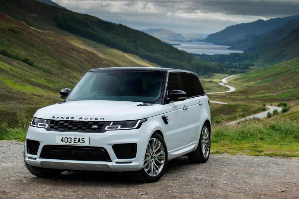 SUV Range Rover Sport.