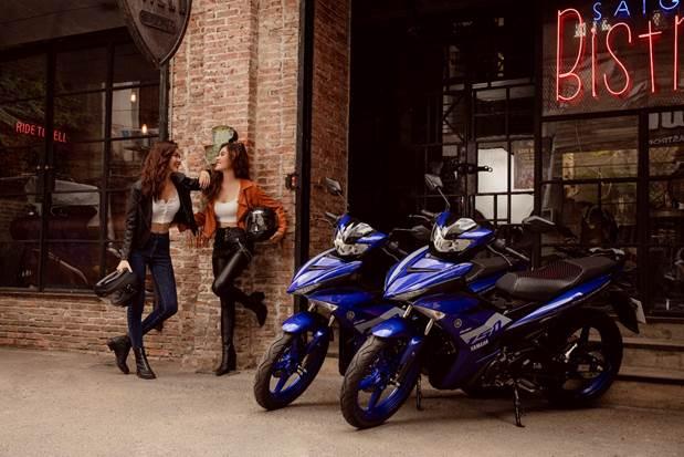 Bộ đôi Yamaha Exciter 150 tại Việt Nam.