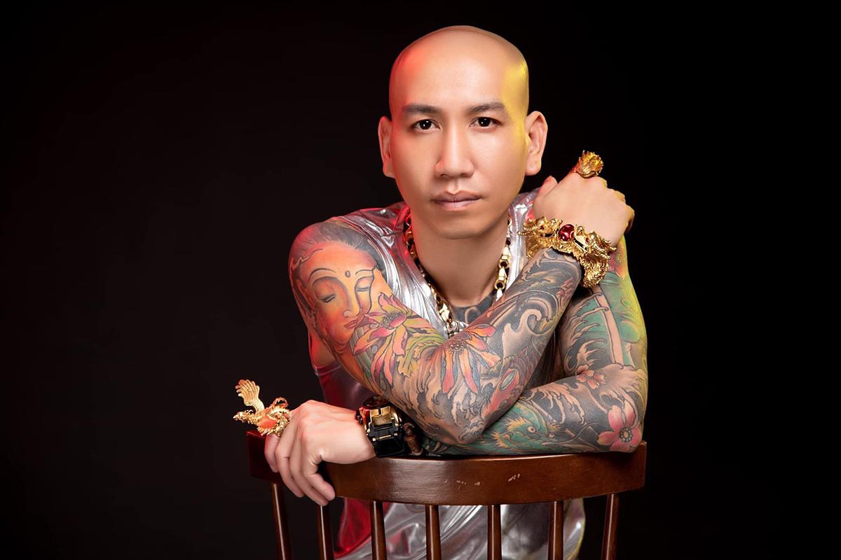 Lê Văn Phú. Ảnh: Facebook nhân vật