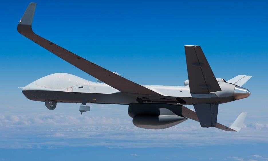 Đài Loan muốn mua UAV vũ trang Mỹ