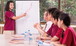 Chương trình Cambridge mang tính hướng nghiệp tại VAS