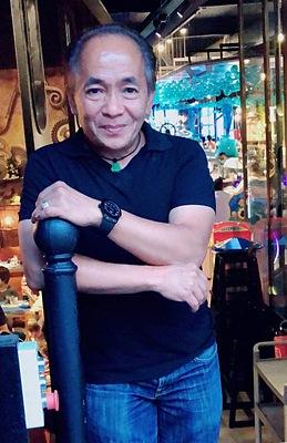Ông Phương Lê, người gốc Việt ở Paris, Pháp. Ảnh: Nhân vật cung cấp