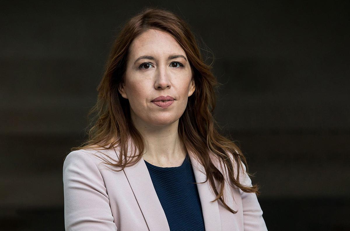 Emily Hunt tin rằng đã bị đánh thuốc mê vì không thể nhớ được sự việc xảy ra trước đó. Ảnh: Evening Standard.