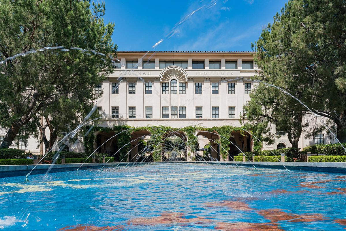 Một góc khuôn viên Caltech. Ảnh: Shutterstock.