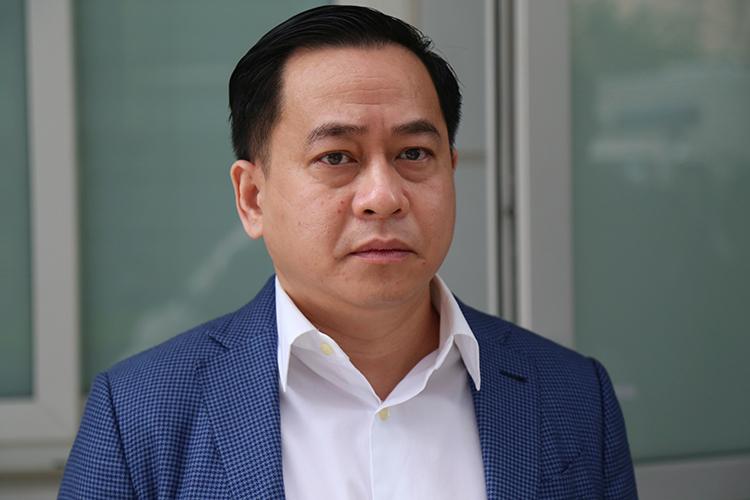 Phan Văn Anh Vũ. Ảnh: Phạm Dự.