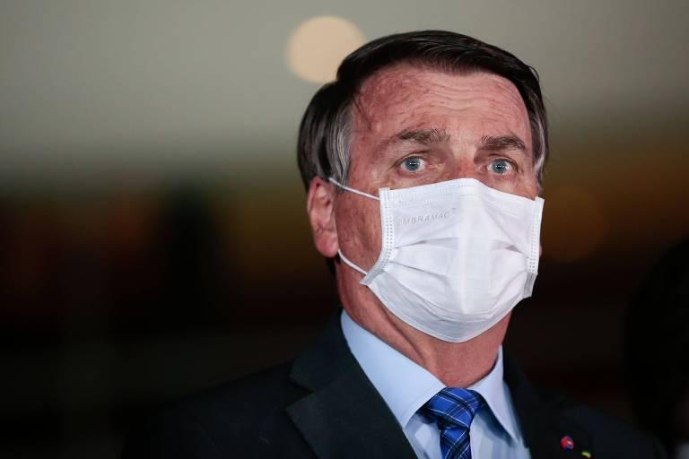 Tổng thống Jair Bolsonaro tại Brasilia ngày 12/8. Ảnh: AFP.
