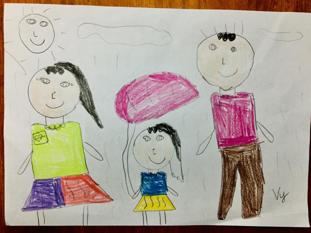 Mẹ và con cùng vẽ ước mơ - 6