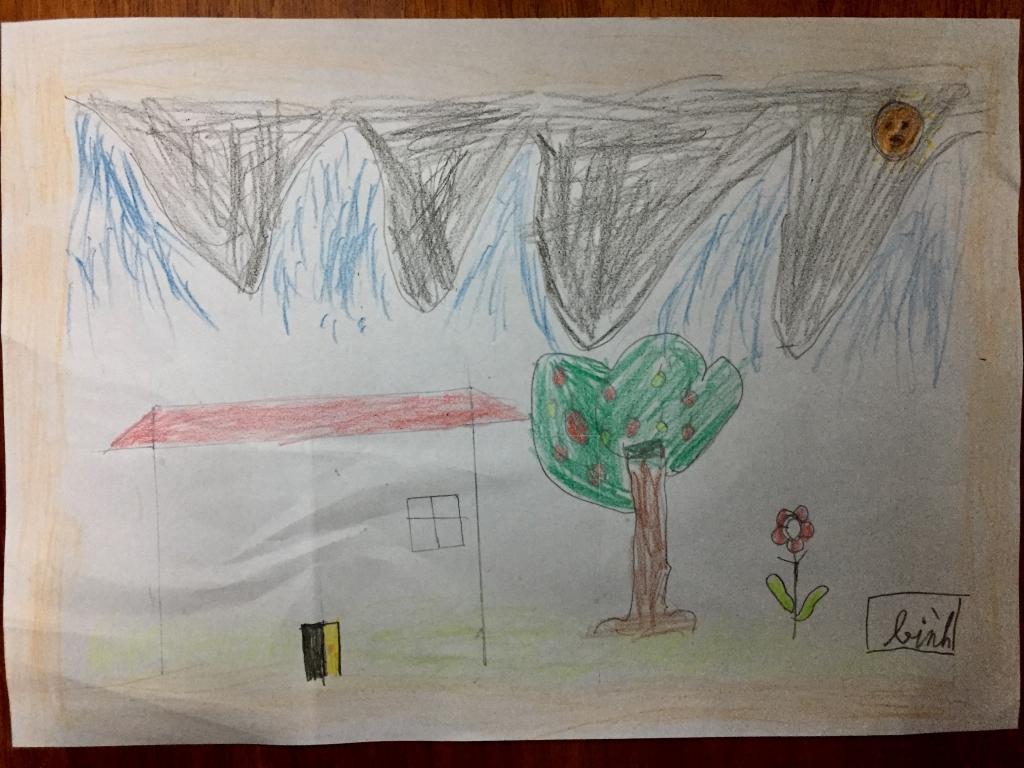 Mẹ và con cùng vẽ ước mơ - 2