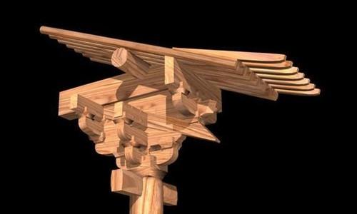Vì sao mái gỗ 2.000 tấn trong Tử Cấm Thành không dùng đinh?