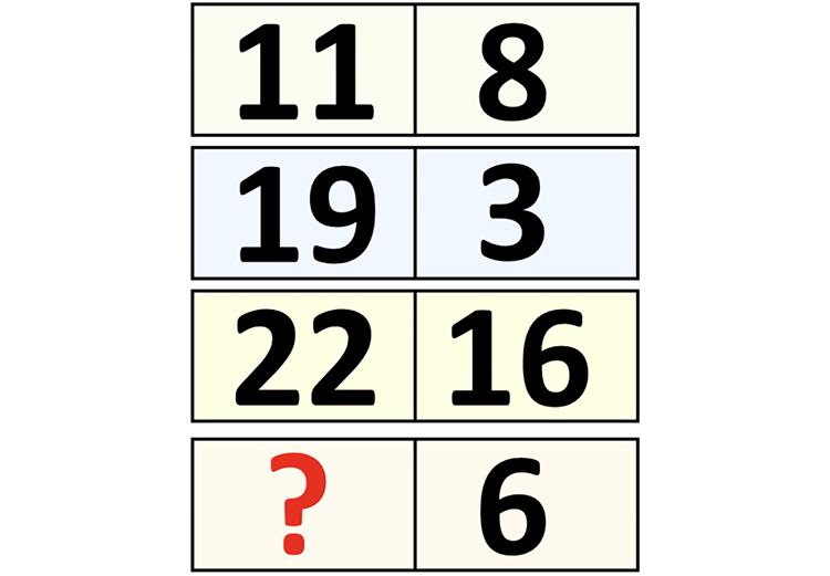 Thử thách suy luận với năm câu đố điền số - 2