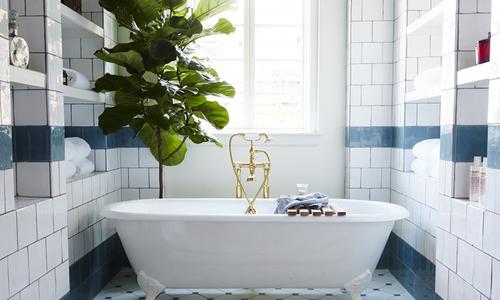 Ý định cải tạo phòng tắm sau 20 năm sử dụng