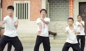 Môn võ có 200 bộ quyền của Thiếu Lâm