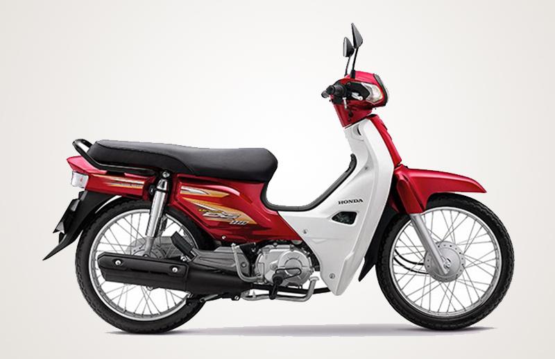 Honda EX5 Dream. Ảnh: Thmmotor