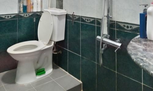 Hy vọng về một phòng tắm mới