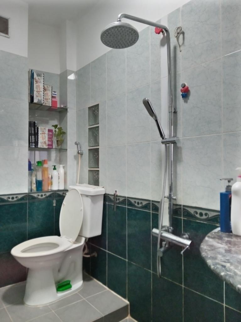 Phòng tắm diện tích 4m2