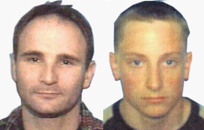 Ari Squire (trái) và Justin Newman. Ảnh: Filmrise.