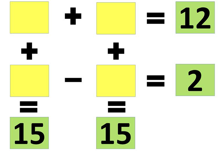 Năm câu đố rèn luyện trí não - 4