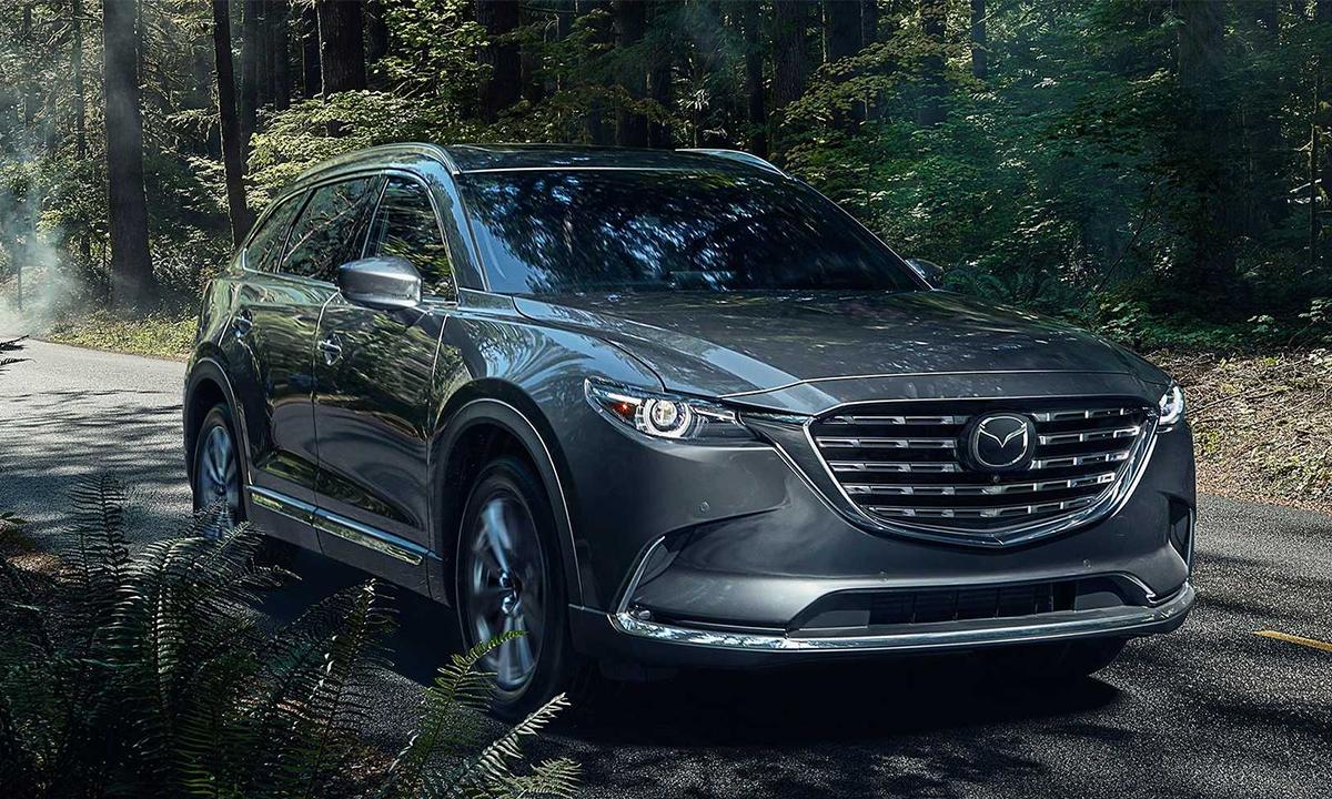 CX-9 phiên bản mới bán ra tại Mỹ từ cuối tháng 8 với 5 phiên bản. Ảnh: Mazda