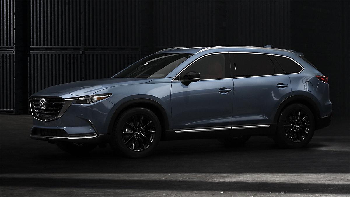 CX-9 2021 bản Carbon Edition giá 41.000-43.000 USD. Ảnh: Mazda