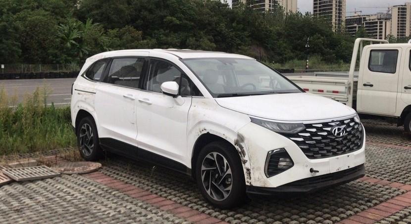 Hyundai Custo MPV tại Trung Quốc.