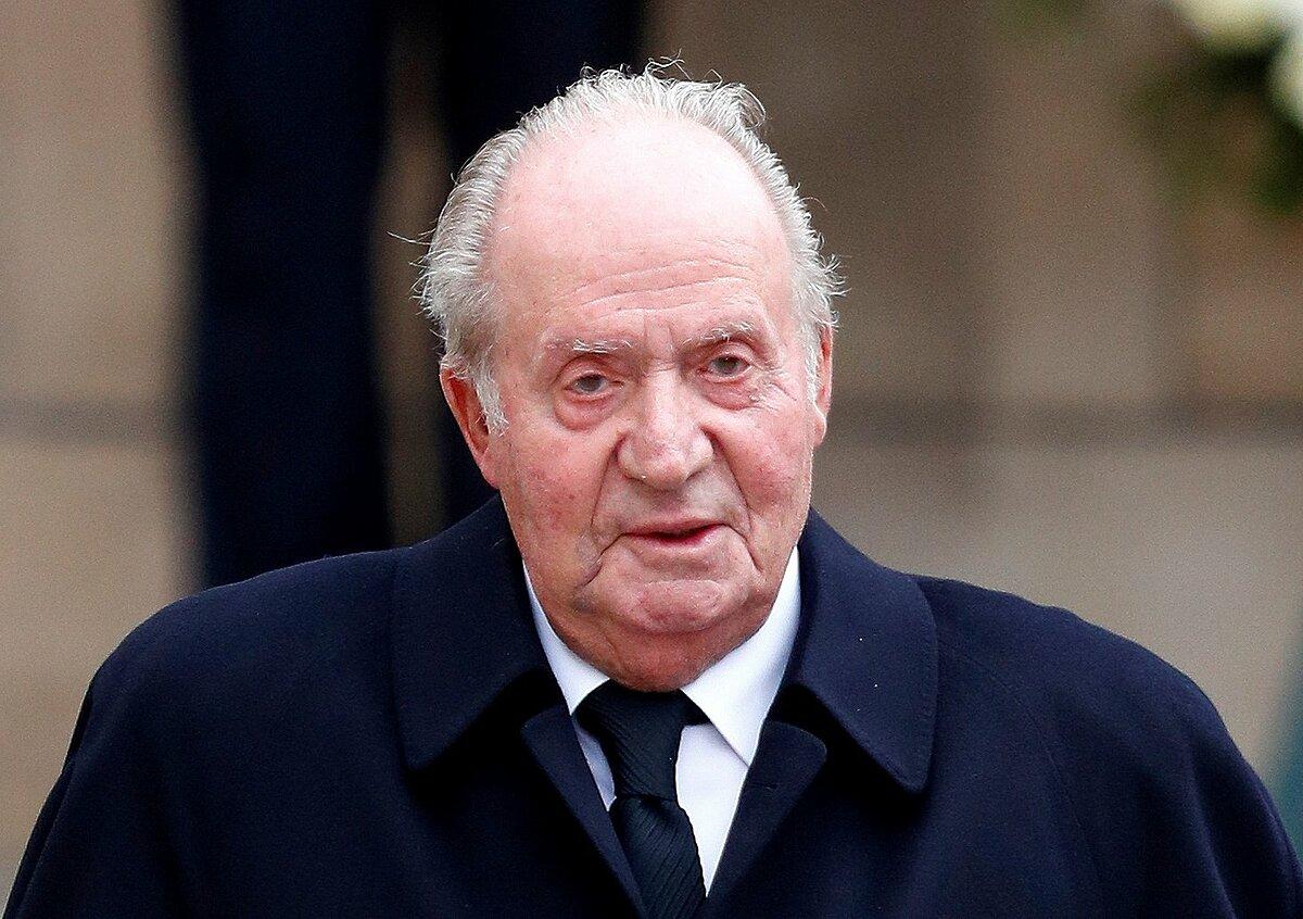 Cựu vương Tây Ban Nha Juan Carlos tại Luxembourg tháng 5/2019. Ảnh: Reuters.