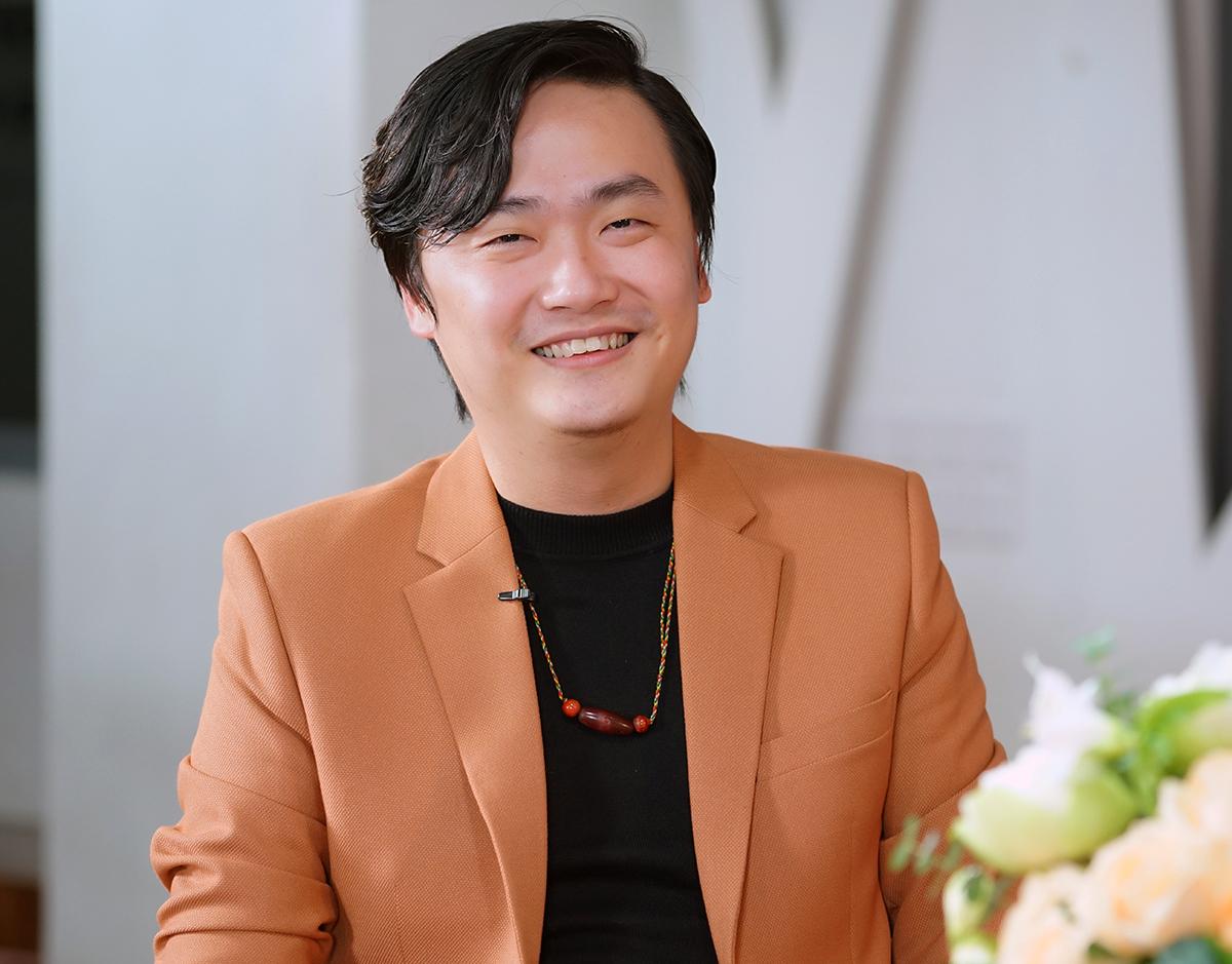 Ông Nguyễn Việt Thái - Trưởng phòng Truyền thông và Tuyển sinh.