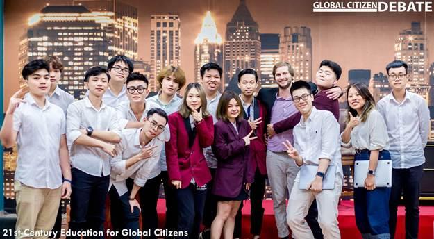 Chương trình đào tạo Global Citizen tại Swinburne Việt Nam trang bị kiên thức cần thiết cho sinh viên để trở thành công toàn cầu.