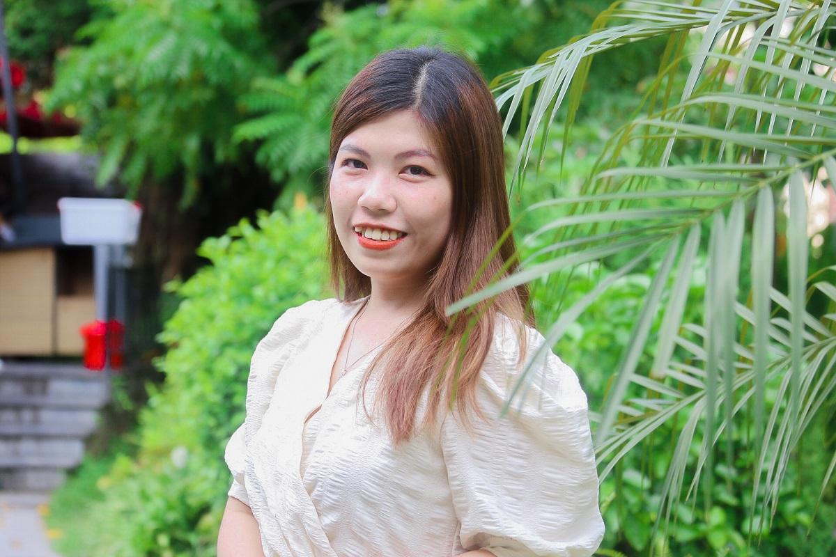 Nguyễn Thị Minh Hòa. Ảnh: Thanh Hằng