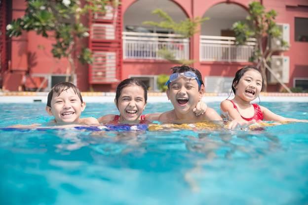 VAS có đa dạng các hoạt động phát triển năng khiếu và trí tuệ cảm xúc cho trẻ.