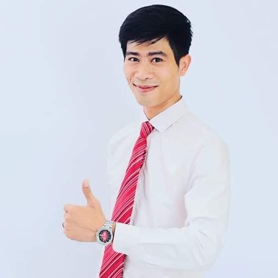 Thầy Phạm Đình Thắng, giáo viên môn Hóa tại Hệ thống Giáo dục HOCMAI.