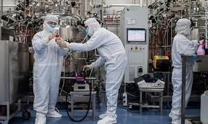 Trung Quốc tăng tốc nghiên cứu vaccine nCoV